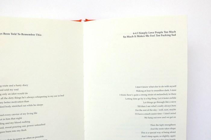 七首詩和一些耳鳴 7 Poems and Some Tinnitus
