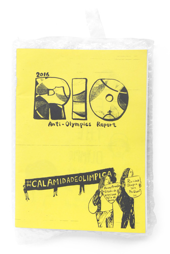 2016 Rio Anti-Olympics Report