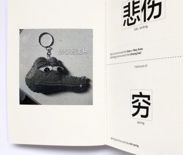 伤心到变种 Pepe the Frog Coloring Book and Chinese Language Guide