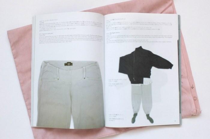 iwishicoulddescribeittoyoubetter 服裝郵購雜誌 clothing catalogue
